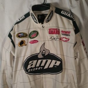 Dale Jr. #88 Nascar Racing Jacket